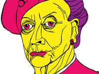 Zombie Dowager Countess