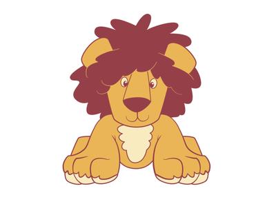 Larry, the Lion