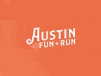 austin fun run logo
