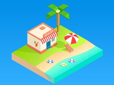 2.5D illustrations