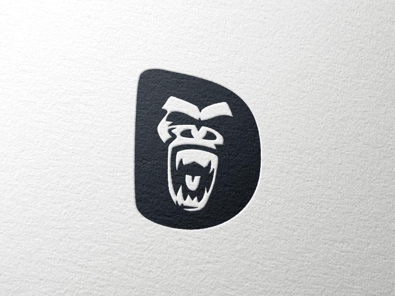 D gorilla