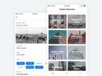 Roomframes app