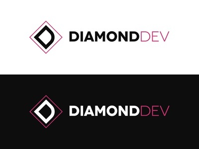 Diamonddev logo diamond development