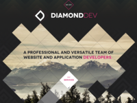 Diamonddev web (wip)