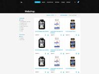 Nutrix webshop
