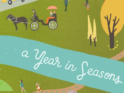 Year in seasons
