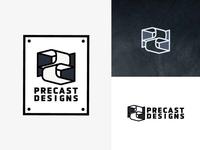 Precast Designs Logo