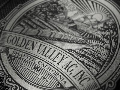 golden valley vector design icon illustration ux esports brand skull branding designs logo