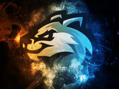 wolf esports logo