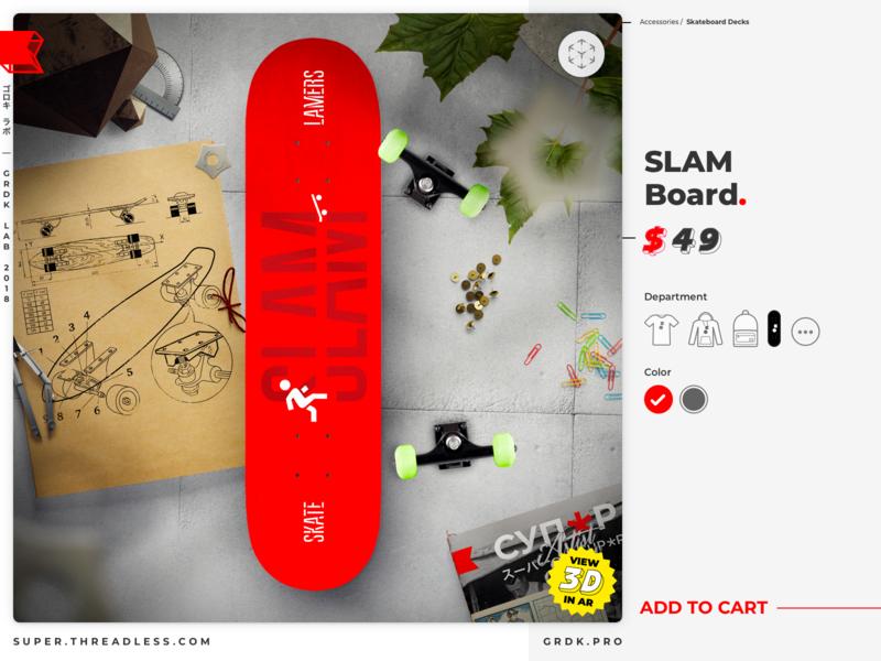 Slam Board