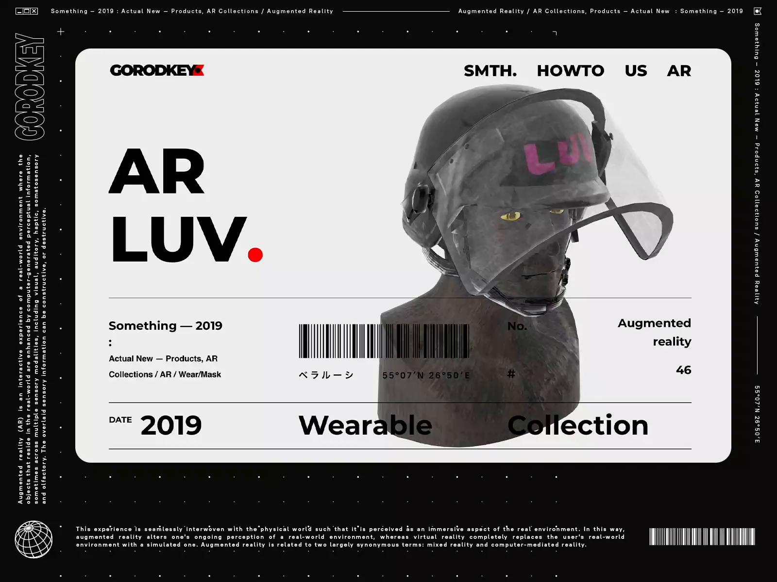 AR-AR dating laboratorium