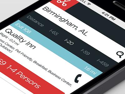 Responsive Web App Concept responsive web app app ui website