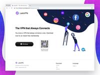LetsVPN - Promotion Page