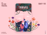 Go on a trip together