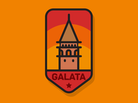 Badge-Galata