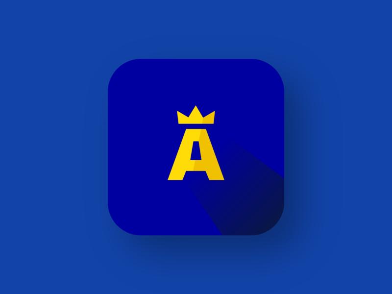 English Learning App Icon