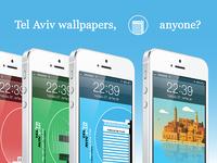 iPhone Tel Aviv wallpapers