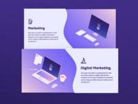 Web Illustrations & Colours