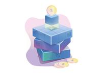 Hybrid Rubic Cube