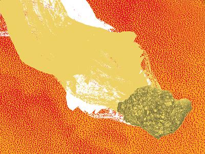 Comet illustration design pixel artist illustration comet illustrator