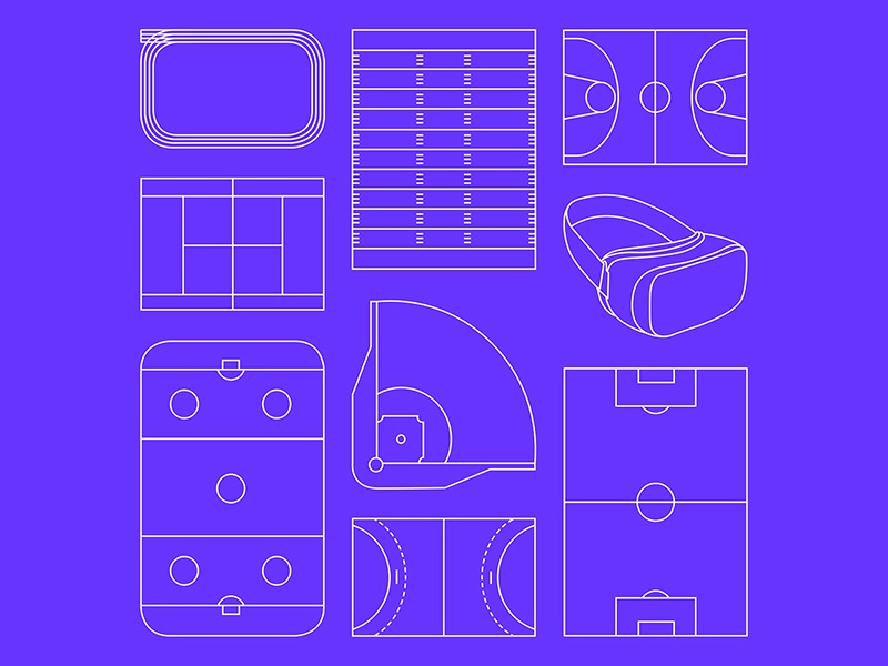 Federalism Essay Paper Essay  Sport And Virtual Reality Vector Sport Pictogram Picto Lines  Illustration Icon Flatdesign Flat Editorial Locavore Synthesis Essay also General Paper Essay Essay  Sport And Virtual Reality By Malo Malo  Dribbble  Dribbble Process Essay Thesis