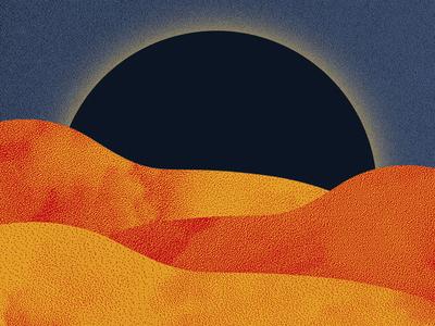 Desert - day