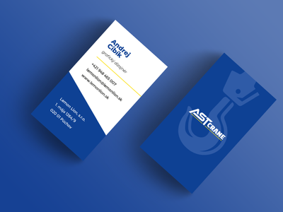 Business cards for seller and renter of cranes crane design cranes business card blue business card design businesscard business card business