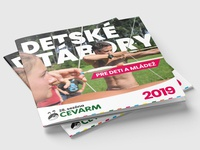CK Cevarm - kids summer camps catalogue