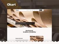 Okart.sk - cardboard boxes manufacturer