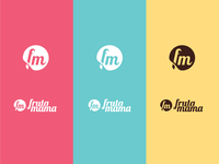 Frutamama logo - delivery of fruit bowls