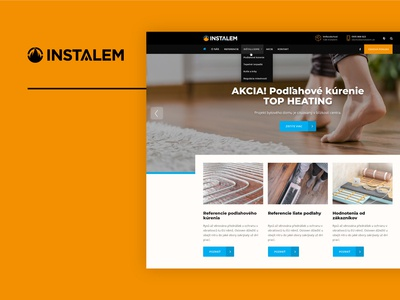 Instalem.sk - heating and cooling