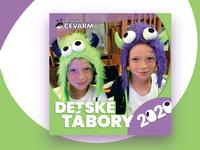 CK Cevarm - kids summer camps catalogue
