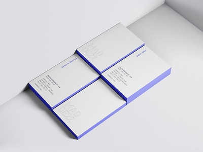 Madde 22 Business Cards