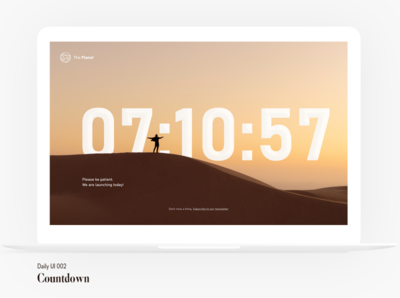 Daily UI project webdesign website design ux ui illustration