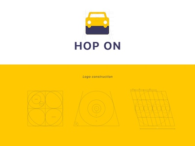 HOP ON - Car Pooling App