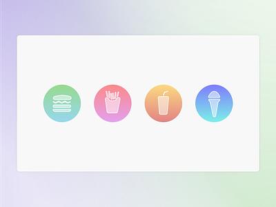 Daily UI - #055 - Icon Set dailyui
