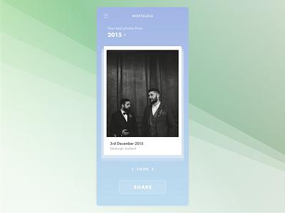 Daily UI - #063 - Best of 2015 dailyui