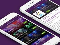 Night clubs app