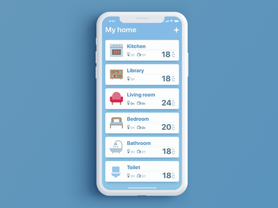 Home monitoring Daily Ui 021