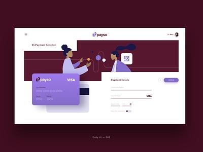 Daily UI✨:: 002 payment app creditcard purple humaaans practice illustration design app dailyuichallenge dailyui dailyui 002 ui library ui  ux design