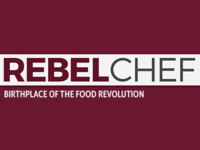 Rebel Chef Logo Mockup