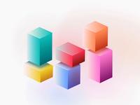 Gradient Boxes