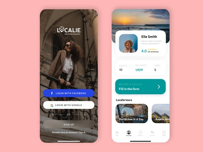 Localie App