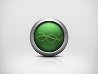 Oscillogram Icon