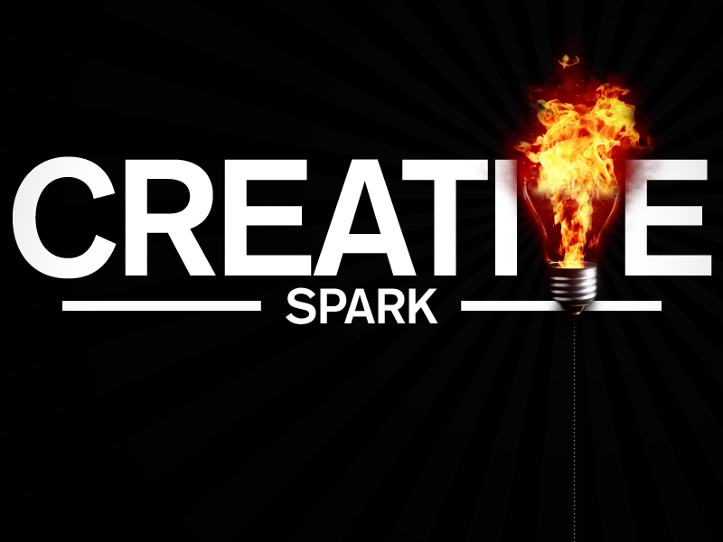 Creative ad concept photoshop
