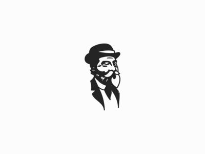 Don de la barba wordmark logotype logomark identity font brand graphic seal lockup monogram mark logo