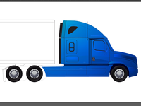 Blue Truck Progress