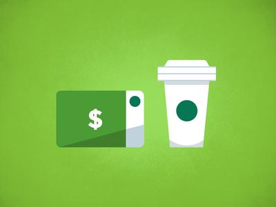 Generic Starbucks Icons