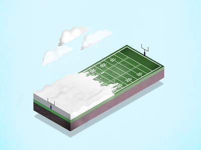 Dear Marketers, Snowstorms are the New Super Bowl - illustration