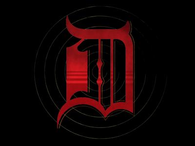 Daredevil Drop Cap